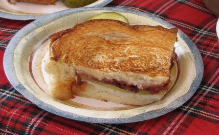 Grilled Cheese from Brittlebush Bar & Grill